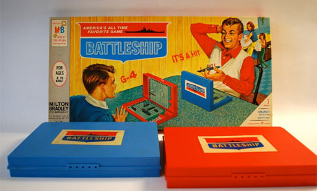 The old Battleshiap game - similar to the process of data identification and collection. Check out REW Computing's eDiscovery Services page to see how we can assist you. For additional support REW Computing also offers services in project management and IBM Lotus Notes for the area of Newmarket, Toronto, the GTA, and Ontario, Canada.