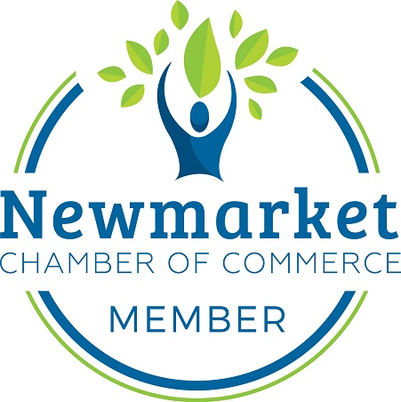 The Newmarket Chamber of Commerce logo.