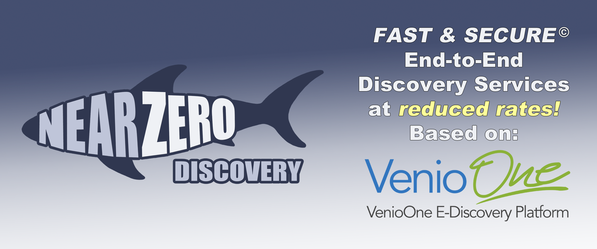 REW Computing Inc.'s NearZero Discovery service offers full end-to-end eDiscovery services for Newmarket, Toronto, the GTA, and Ontario, Canada.